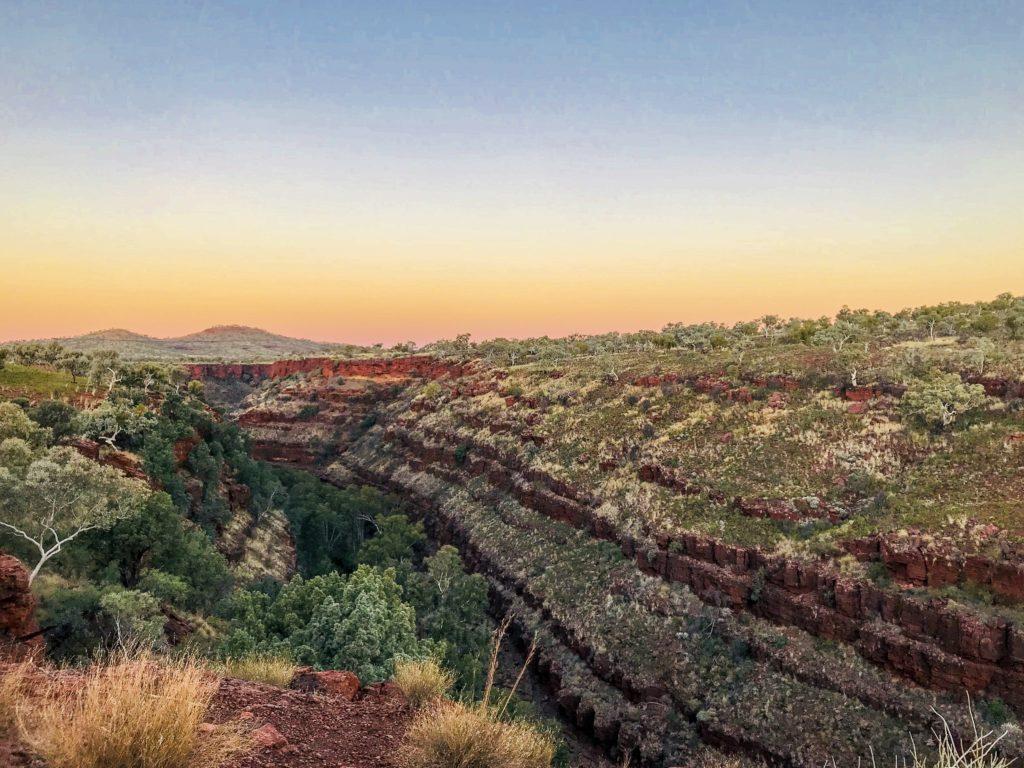 road trip cote ouest australie