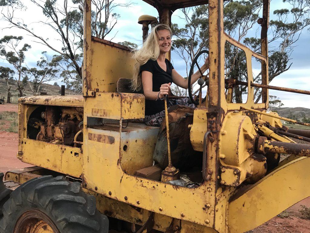 travailler en ferme Australie pvt