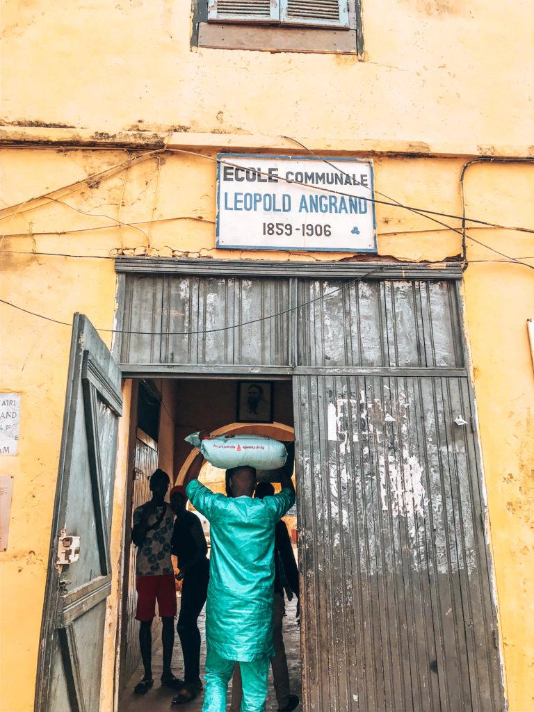 voyage sénégal ile de Gorée