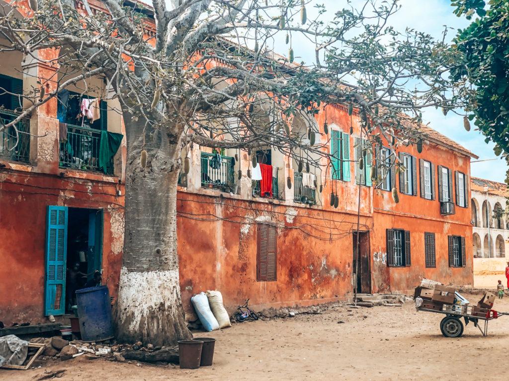 visiter ile de Gorée Sénégal