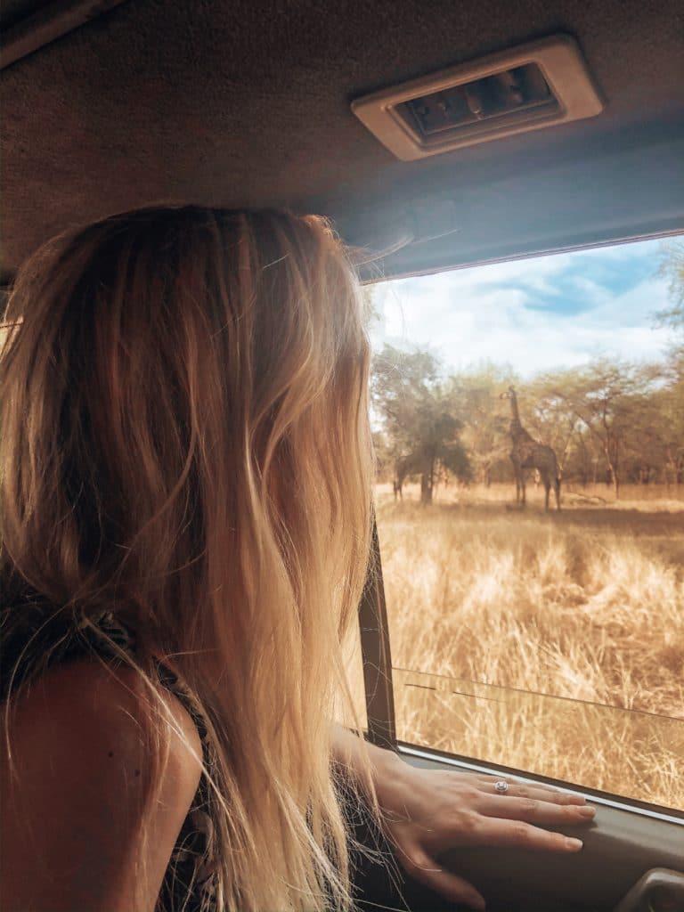 blog voyage Sénégal réserve bandia