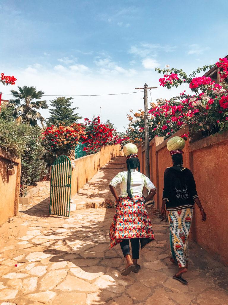 voyager au Sénégal