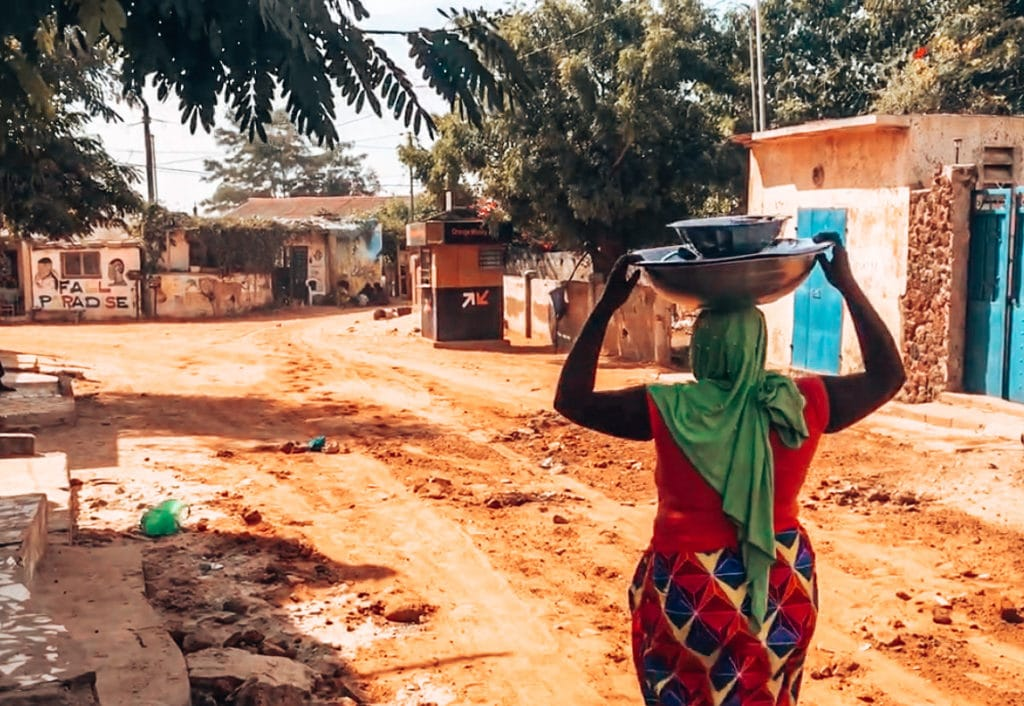 toubab dialaw visiter Sénégal