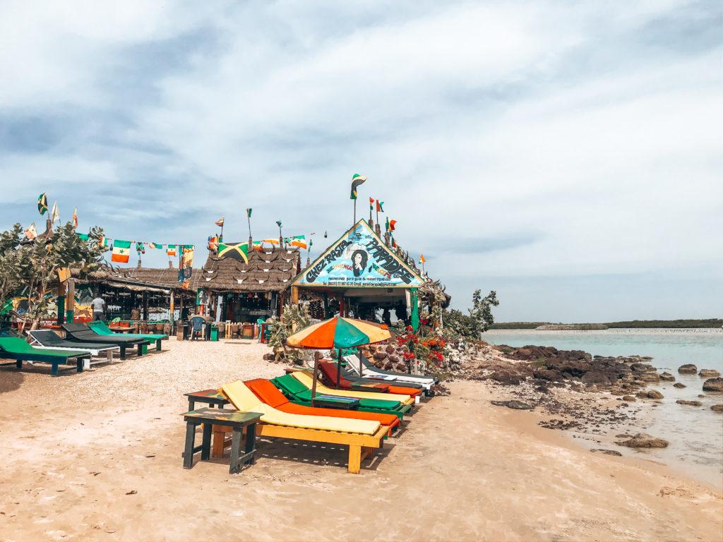 lagune de la somone Sénégal